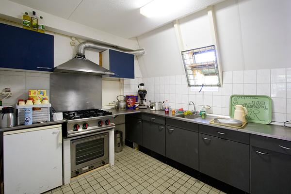 Clubgebouw huren Scouting de Jutters - Keuken