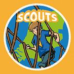 Speltakteken en insigne Scouts